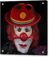 The Clown 3 Acrylic Print