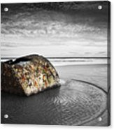 Coastal Scene Acrylic Print