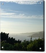Coastal View Acrylic Print