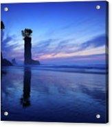 Coastline Acrylic Print