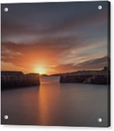 Coliemore Harbour Acrylic Print