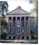 College Of Charleston Acrylic Print