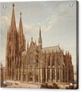 Cologne Cathedral Acrylic Print