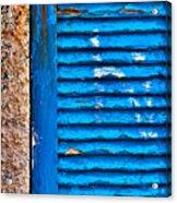 Colors Of Formentera Acrylic Print