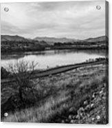Columbia River Acrylic Print