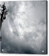 Communications Tower Acrylic Print