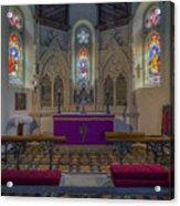 Complete Faith Acrylic Print