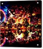 Coney Island Of The Mind Acrylic Print