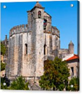 Convent Of Christ Acrylic Print