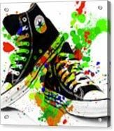 Converse All Stars Acrylic Print