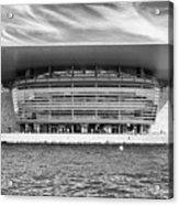Copenhagen Opera House Acrylic Print