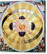 Copernican Universe, 1660 Acrylic Print