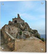 Corbara - Corsica Acrylic Print