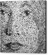 Photograph Of Cork Art Acrylic Print