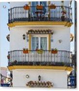 Costa Del Sol   Spain Acrylic Print