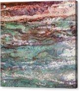 Costal Tides Acrylic Print