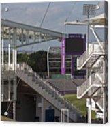 Cricket Ground Southampton Acrylic Print