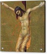 Crucifixion Fragment 1311  Acrylic Print