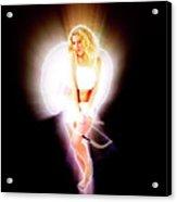 Cupid The God Of Desire Acrylic Print