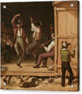 Dance Of The Haymakers Acrylic Print