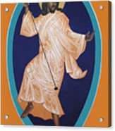 Dancing Christ Acrylic Print