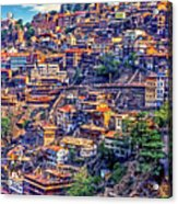 Darjeeling Acrylic Print