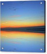 Dawn At Kempenfelt Bay Six  Acrylic Print
