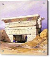 Dendera Temple Complex, 1938 Acrylic Print
