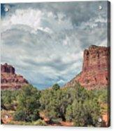 Desert View, Sedona, Arizona Acrylic Print