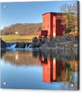 Dillard Mill Acrylic Print