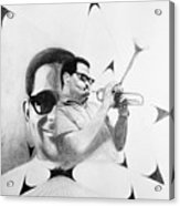 Dizzy Gillespie (1917-1993) Acrylic Print