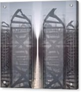 DNA Acrylic Print