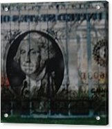 Dollar Bill Acrylic Print