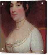 Dolley Madison Acrylic Print