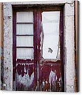 Door No 7 Acrylic Print