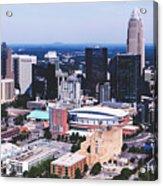 Downtown Charlotte Acrylic Print