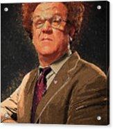 Dr Steve Brule Acrylic Print