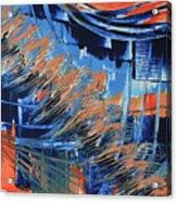 Dreaming Sunshine  Acrylic Print
