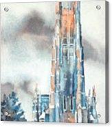 Duke University Chapel Acrylic Print