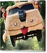 Dumb And Dumber To 2014  Acrylic Print