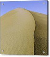 Dunes Three Acrylic Print