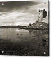 Dunguaire Castle Kinvara Co Galway Ireland Acrylic Print