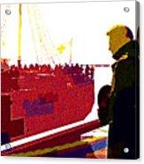 Dunkirk Acrylic Print