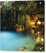 Dzitnup Natural Well Acrylic Print