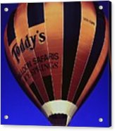 Early Morning Balloon Ride Acrylic Print