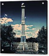 East Cavalry Field Acrylic Print