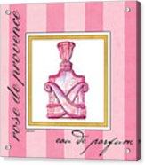 Eau De Parfum Acrylic Print