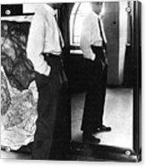 Egon Schiele (1890-1918) Acrylic Print