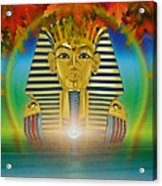 Egyptian Wisdom Acrylic Print