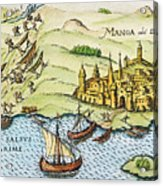 El Dorado, 1599 Acrylic Print